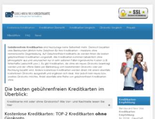 gebuhrenfrei.org screenshot