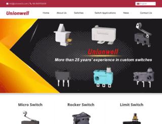 geckoswitch.com screenshot