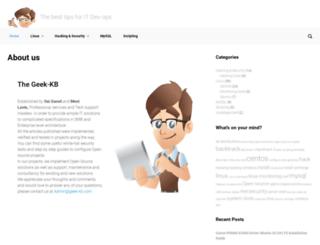 geek-kb.com screenshot