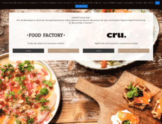 geekandfood.com screenshot