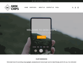 geekchips.com screenshot