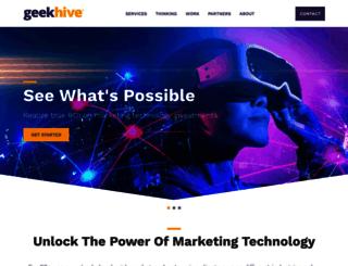 geekhive.com screenshot
