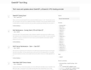 geekisp.com screenshot