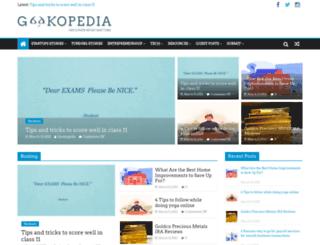 geekopedia.me screenshot