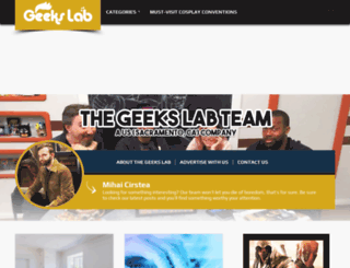 geekslab.co screenshot
