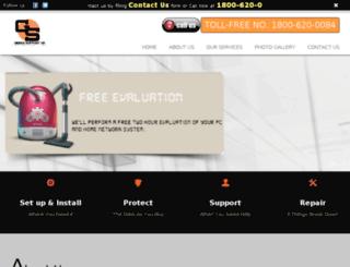 geekssupport.us screenshot