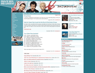 geekstinkbreath.net screenshot