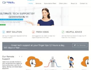 geeksvision.com screenshot