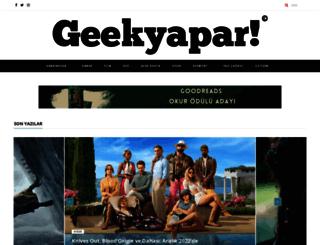geekyapar.com screenshot