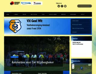 geelwit.nl screenshot