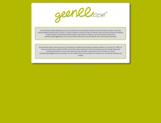 geenee.com screenshot