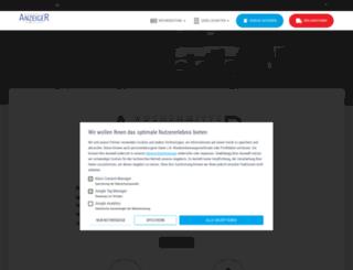 geesthachter-anzeiger.de screenshot