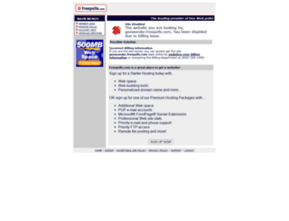 geewonder.freepolls.com screenshot