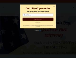 geffenbaby.com screenshot