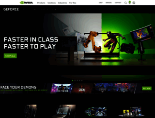 geforce.com screenshot