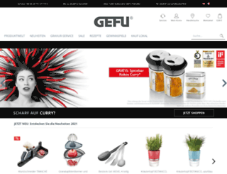 gefu.com screenshot