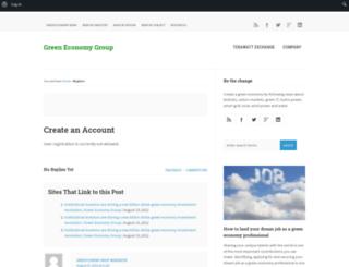 gegtest1.greeneconomygroup.com screenshot