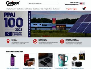 geiger.com screenshot
