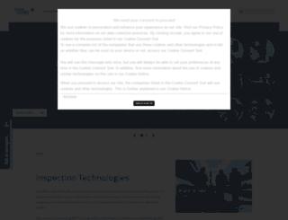 geinspectiontechnologies.com screenshot
