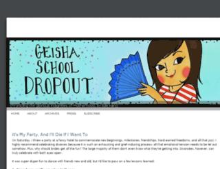 geishaschooldropout.typepad.com screenshot