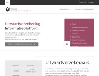 gejavandewetering.nl screenshot