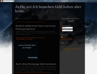 gel-geld-geld.blogspot.com screenshot