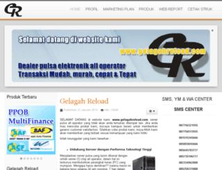 gelagahreload.com screenshot