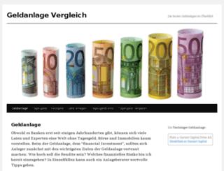 geldanlage.net screenshot