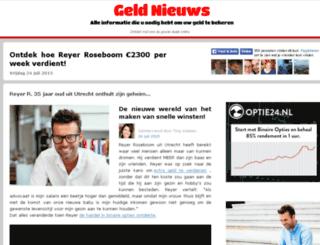 geldnieuws.com screenshot