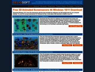 geliosoft.com screenshot