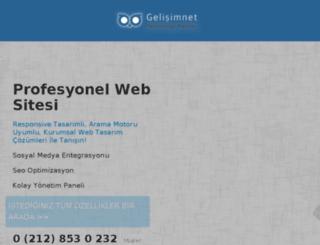 gelisimnet.net screenshot