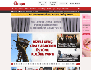 gelisimtv.com.tr screenshot