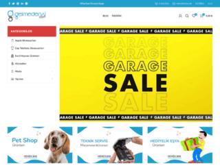gelmedenal.com screenshot
