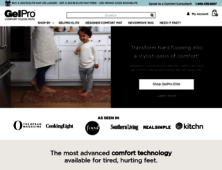 gelpro.com screenshot