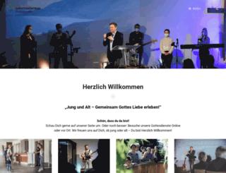 gemeinde-der-christen.de screenshot