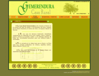 gemerendura.com screenshot