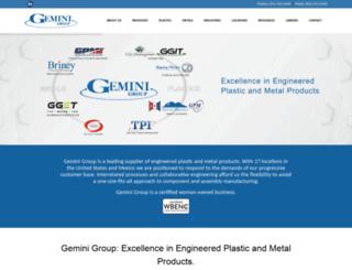geminigroup.net screenshot