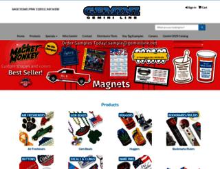 geminiindustries.com screenshot