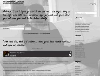 gemmerzz.com screenshot