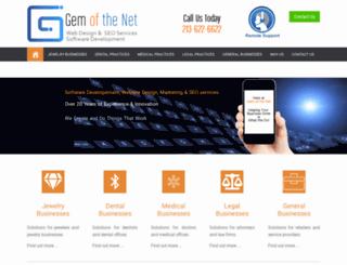 gemofthenet.com screenshot