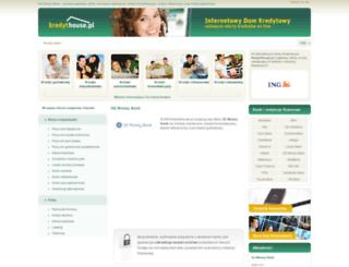 gemoneybank.kredythouse.pl screenshot