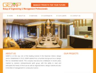 gempdesign.com screenshot