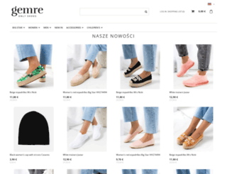 gemre.com.pl screenshot