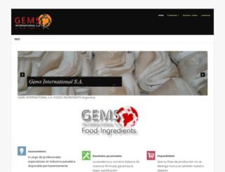 gems-int.com screenshot