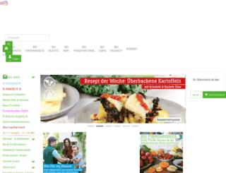 gemuesekiste.com screenshot