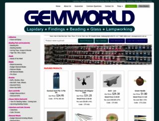 gemworld.com.au screenshot