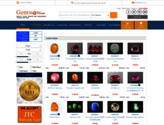 gemwow.com screenshot