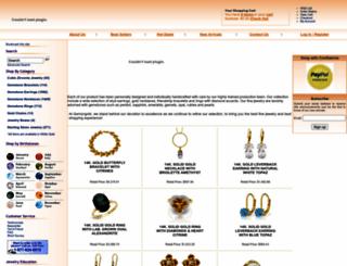 gemzngold.com screenshot