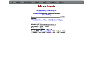 Lybrary Genesis at top accessify com
