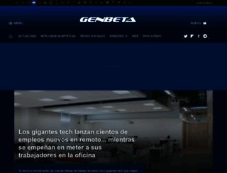 genbeta.com screenshot